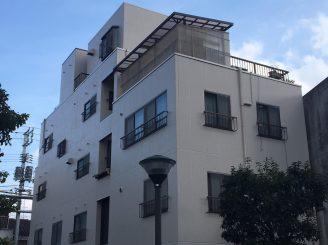 H31年2月15日 更新! 福山市宝町 外壁改修塗装工事