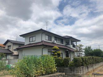 R1年5月20日 更新! 岡山県津山市 屋根・外壁塗装替工事 S様