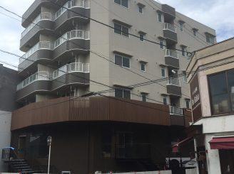 令和元年7月25日 更新! 福山市南町外壁塗装替工事
