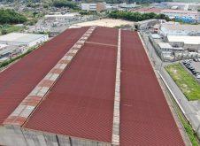 岡山県 屋根塗装・屋根取替工事