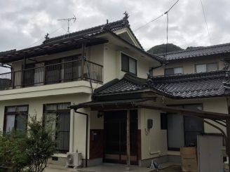 令和元年9月21日 更新! 広島県三次市 外壁塗装工事