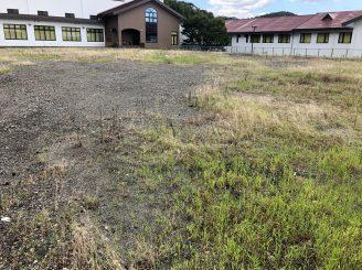 令和元年9月17日 福山市神辺町 駐車場新設工事・調査