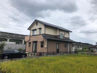 令和元年9月26日 岡山県井原市 ドローン空撮・診断