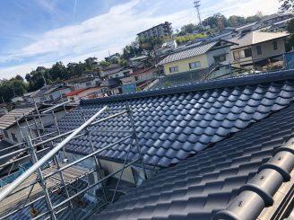 令和元年9月30日 更新! 岡山県浅口市鴨方町 屋根交換・ベランダ新設・外壁工事