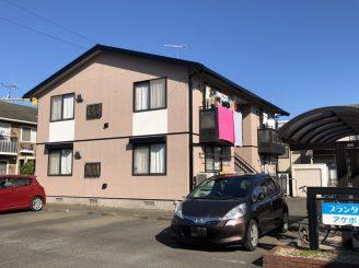 令和元年11月1日更新! 福山市曙町アパート・屋根外壁塗装工事