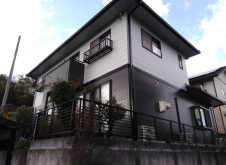 岡山県津山市 外壁塗装替工事