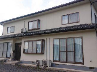令和2年2月25日更新! 岡山県津山市 外壁塗装替工事