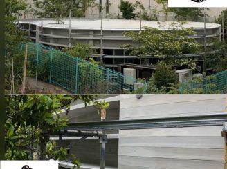 令和2年5月21日更新! 福山市外壁木部修繕塗装工事
