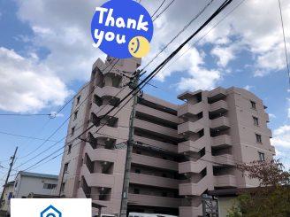 令和元年11月11日 福山市神辺町 マンション外壁劣化診断