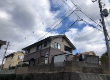 令和元年11月14日 岡山県津山市 外壁塗装替工事