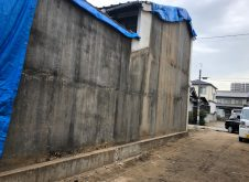 令和元年11月18日 福山市道三町 外壁改修工事調査
