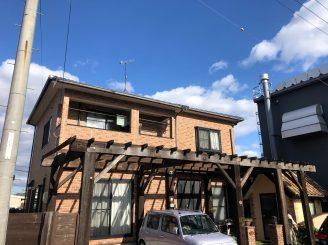 令和2年3月20日~ 福山市神島町 外壁塗装他工事