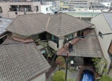 令和2年1月22日 福山市丸之内町 屋根葺き替え・外壁塗装 診断