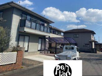 令和2年4月~ 福山市伊勢丘屋根・外壁塗装替工事 ご予約ありがとうございます。