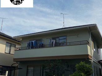 令和2年5月27日 更新! 福山市伊勢丘屋根・外壁塗装替工事