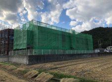 福山市神辺町 屋根・外壁塗装替工事