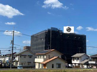 令和2年9月16日~ 福山市神辺町 外壁塗装・防水工事他改修工事
