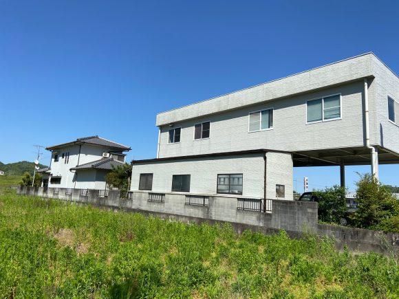 令和2年5月13日 福山市芦田町 外壁塗装 施工後6年目訪問