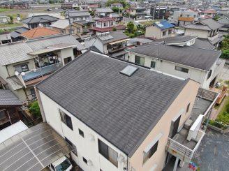 令和2年6月1日 福山市神辺町 ドローン空撮診断