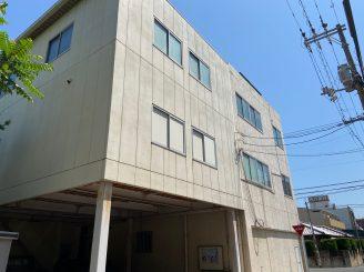 令和2年6月8日 福山市中心街 屋上・外壁劣化調査