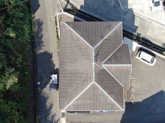 令和2年10月1日 福山市引野町 ドロ-ン空撮調査
