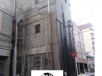 令和2年10月20日~ 福山市市内 外壁改修・塗装工事