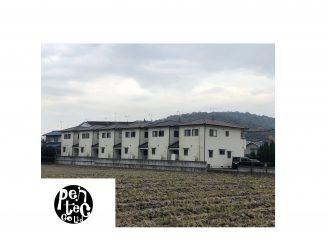 令和3年度 福山市神辺町 集合住宅塗装替工事