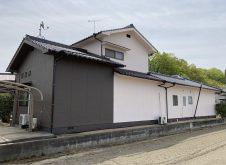 福山市神辺町 外壁塗装工事