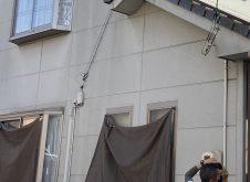 令和3年4月2日 福山市東部 外壁塗装・樋工事 現場調査!