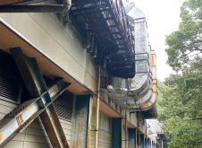 令和3年9月 岡山県浅口市 外壁改修調査