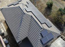 令和3年10月11日 福山市大門町 屋根・外壁ドロ-ン空撮・調査